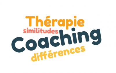 La Différence entre Coaching et Thérapie